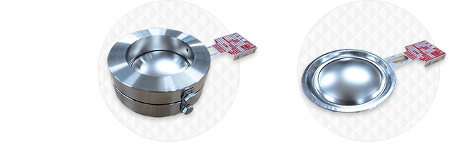 Pressure Safety Devices / Rupture Disc for Compressor - KSRCT Product